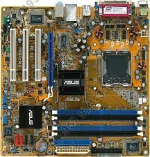ASUS    P5GL-MX   LGA 775   Intel Motherboard