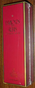 ELIZABETH TAYLOR LADIES DIAMONDS AND RUBIES 3.3 OZ COLOGNE NEW IN BOX