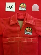 "Six Million Dollar Man - ""El Hombre Nuclear"" Repro Patch (Kit)"