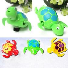 Bath Time Wind Up Baby Turtle Toys Swimming Pool Animal Floating