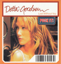 """Delta Goodrem - Lost Without You (3"""") Mini Pock it CD 2003 House"""