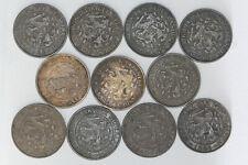 Netherlands - 1 cent 1925-1941 - 11 coins (#23)