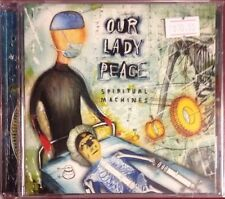 Our Lady Peace - Spiritual Machines [CD New]  In Repair / Are You Sad?