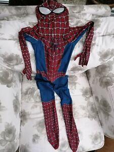 Kids Spiderman Fancy Dress Costume for Height 140-155cm