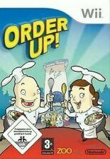 Order Up Nintendo Wii Komplett