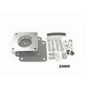 Taylor Throttle Body Spacer 23005; Helix Power Tower Plus for Ford Ranger 4cyl