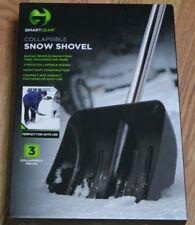 SMARTGEAR COLLAPSIBLE 3-PIECE SNOW SHOVEL,