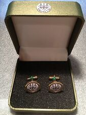 BERETTA PISTOLE, Oro & Silver Plated Gemelli in caso di presentazione