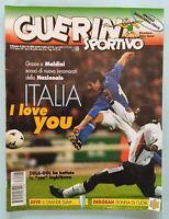 GUERIN SPORTIVO N. 7 DEL 1997 97 JUVENTUS GRANDE SLAM MALDINI ITALIA ZOLA