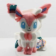 Pokemon Center Sylveon Plush Doll 10 Inch Soft Stuffed Figure Toy Gift US Ship