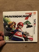 Nintendo 3DS Mario Kart 7 - Box Only - No Game Included