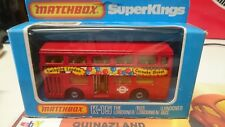 Matchbox Super Kings K15 Bus  The Londoner  (9977)