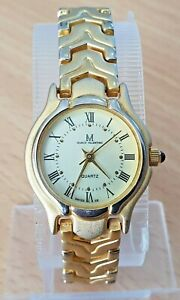 Vintage Marco Valentio Ladies GP Swiss made quartz watch