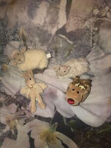 Jellycat Vintage Soft Toy Bundle