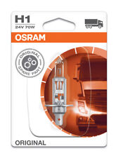 Osram H1 24 V 70 W bombilla estándar de reemplazo original Faros Foglight 64155-01B