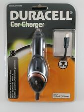 Duracell Iphone Car Charger