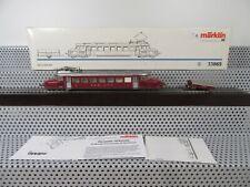 Märklin 33865 BR RBe 2/4 Roter Pfeil mit Anhänger der SBB CFF Delta in OVP