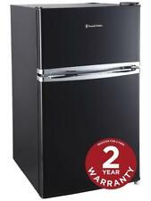 Russell Hobbs RHUCFF50B 50cm Wide Black Under Counter Fridge Freezer