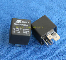 2pcs ORIGINAL & Brand New SLDH-12VDC-1C NO:80A NC:60A 14VDC SONGLE Relay