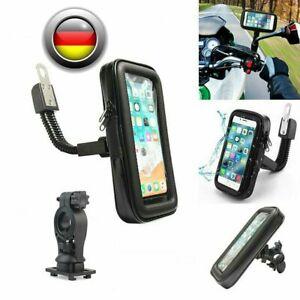Handyhalterung Fahrrad Wasserdicht Motorrad Tasche Universal Smartphone Halter
