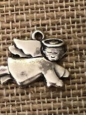 JAMES AVERY Sterling Silver BABY ANGEL Charm #283 RETIRED