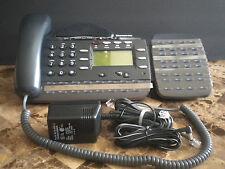 Inter-Tel Encore 618.5120 Mitel 4120 2250 Black 16-Button Phone 32B 618.508 DSS