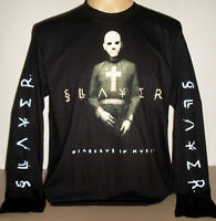 Slayer Diabolus In Musica Long Sleeve T-Shirt Size S M L XL 2XL 3XL Metal Band