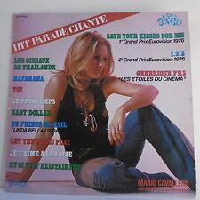 "33T Mario CAVALLERO Disque LP 12"" HIT PARADE CHANTE Vol. 26 Pin Up POP HITS 1826"
