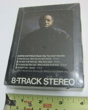 NOS Curtis Mayfield Never Say You Can't Survive Track Tape 1976 CUR M8U 5013