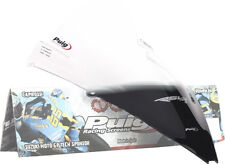 PUIG RACING WINDSCREEN CLEAR RSV4 Fits: Aprilia RS 125,RS4 125,RSV4 R APRC,RSV4,