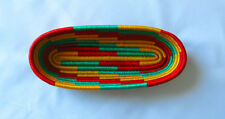 SALE - Coil Basket Colombia - Rectangular - Small
