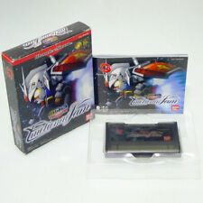 SD Gundam Emotional Jam WonderSwan WS Japan Import BANDAI Simulation Complete