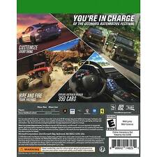 Forza Horizon 3 - Xbox One Disc Standard New Great Game for Childs  girsl boys