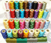 25 Embroidery Machine Thread for Brother,Janome - 25 different Colors,Great Item
