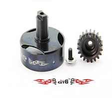 Metal clutch cup +19 T Gear Set for 1/5 losi 5ive-T rovan LT king motor X2 Parts