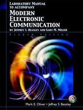 Lab Manual for Modern Electronic Communication, Oliver, Mark E., Beasley, Jeffre