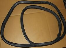 CLASSIC FIAT 500 REAR RUBBER WINDOW WINDSCREEN SEAL GASKET BRAND NEW