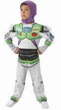 Rubie's Official Buzz Lightyear Boys Fancy Dress Disney Toy Story Kids Childrens