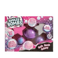 5pc Bath Bombs Kids Childrens Girls Gift For Her Set Birthday Smelly Fruits Fizz