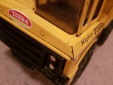 Replacement Cab Decals '74-'75 #3900 Mighty Dump Tonka Truck - Waterproof Vinyl