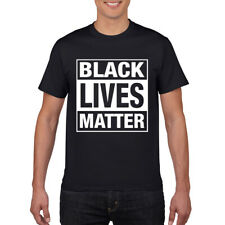 Black Lives Matter T-Shirt Cant Breathe black