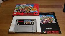 Super Mario Kart Super Nintendo SNES OVP PAL CIB Boxed