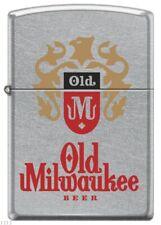 ZIPPO ★ OLD MILWAUKEE BEER