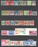 DENMARK STOCK PAGE COLLECTION LOT CXLS OG H M/M UNUSED MOST SOUND