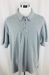 Propper Gray Tactical Uniform Law Enforcement Polo Shirt Men's 2XL XXL