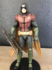 Batman Arkham Knight Robin Action Figure Pre Owned