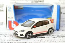 FIAT ABARTH GRANDE PUNTO 1:43 Model Miniature Car Diecast Models Die Cast Metal