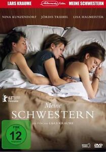# DVD MEINE SCHWESTERN - DRAMA - Deutschland - Romantik - NINA KUNZENDORF * NEU