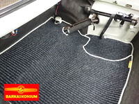 Barkonaut® Kofferraum-Matten-Set für die Wartburg 353 Limousine (2-teilig)