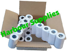 57x30 Credit Card Machine Rolls to for Barclays Paycell 20